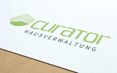 Alles neu – Curator mit neuer Website und Logo-Relaunch